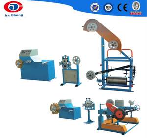 Semi-auto Wire Coiling And Packing Machine