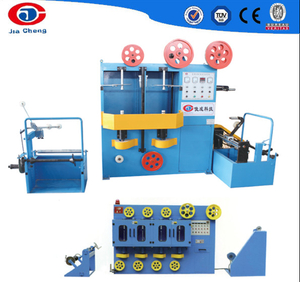 Double layer and Multi layer wrapping machine
