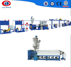 High speed wire insulation production line