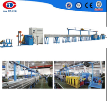 Silicone Rubber Cable Extrusion Production line